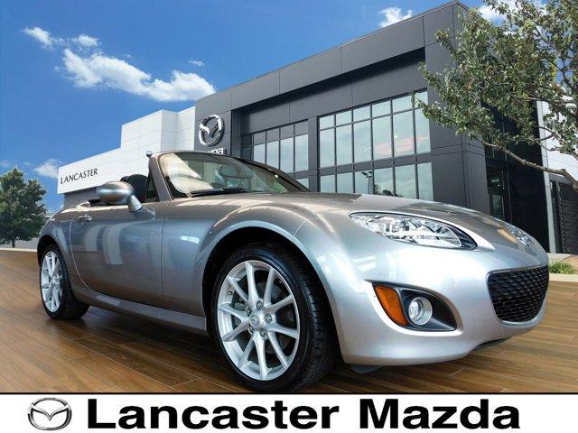 2010 Mazda MX-5 Miata 2dr Conv PRHT Man Grand Touring LIQUID