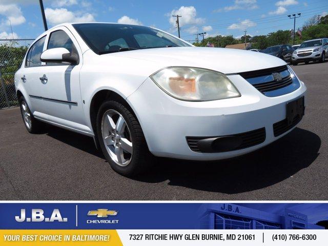 2007 Chevrolet Cobalt 4dr Sdn LTZ SUMMIT WHITE