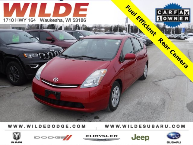 2007 Toyota Prius 5dr HB RED Driver Air Bag Cruise Control
