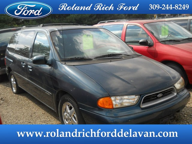 "1998 Ford Windstar Wagon 120.7"" WB GL Child Safety Locks"