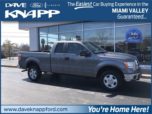 2010 Ford F-150 GRAY Four Wheel Drive Engine Immobilizer