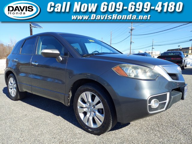 2011 Acura RDX AWD 4dr All Wheel Drive Air Conditioning