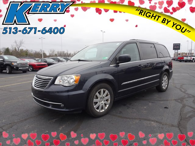 2014 Chrysler Town & Country 4dr Wgn Touring Maximum Steel
