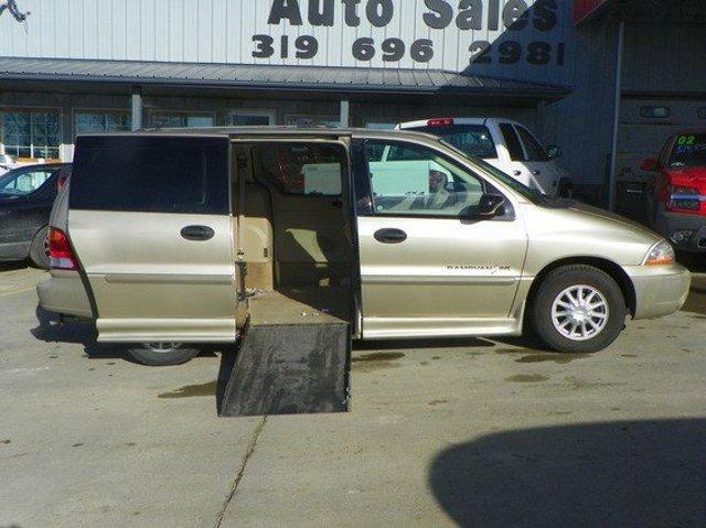 2001 Ford Windstar Wagon 4dr LX TAN Driver Air Bag