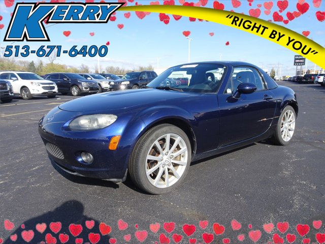 2008 Mazda MX-5 Miata 2dr Conv Man Grand Touring STORMY BLUE