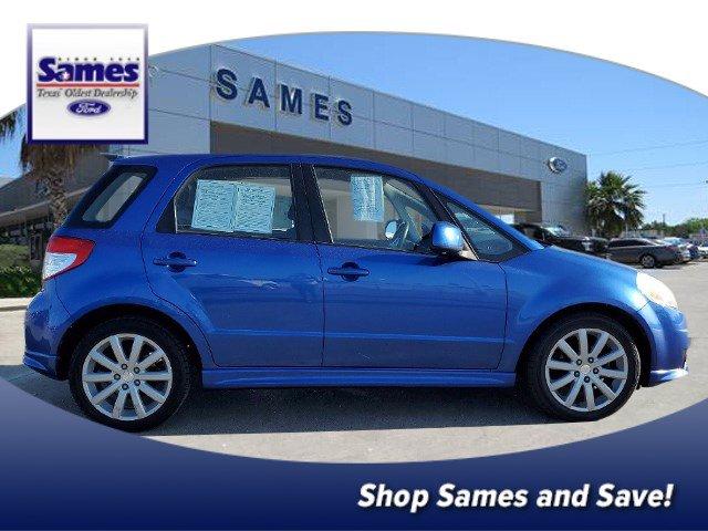 2012 Suzuki SX4 BLUE Aluminum Wheels Alloy wheels