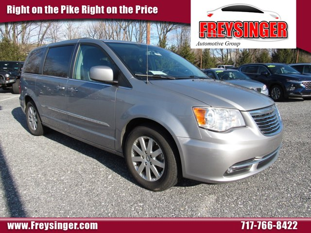 2013 Chrysler Town & Country 4dr Wgn Touring BILLET SILVER