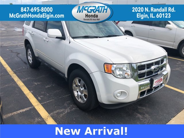 2012 Ford Escape FWD 4dr Limited Ambient lighting