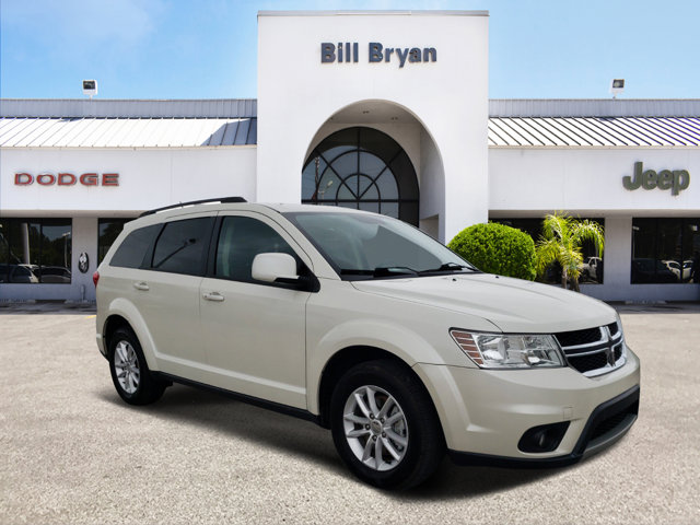 2013 Dodge Journey FWD 4dr SXT PEARL WHITE TRI-COAT