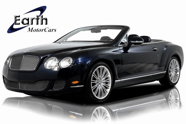 2010 Bentley Continental GT 2dr Conv Speed DARK SAPPHIRE