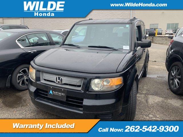 2008 Honda Element 2WD 5dr Man SC BLACK Cloth Seats CD Player