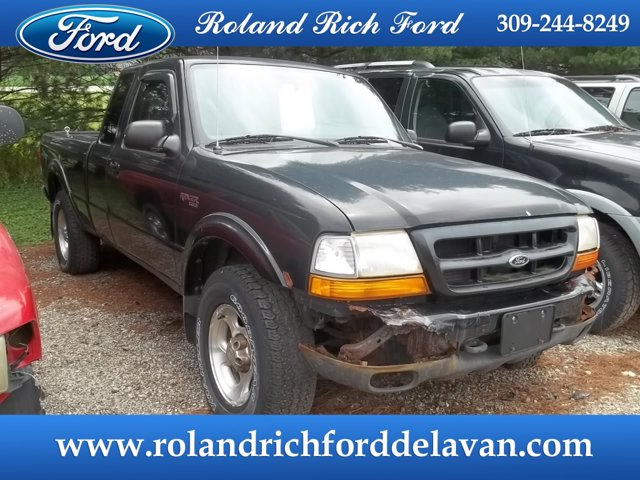 """1999 Ford Ranger Supercab 126"""" WB XLT 4WD Intermittent Wipers"""