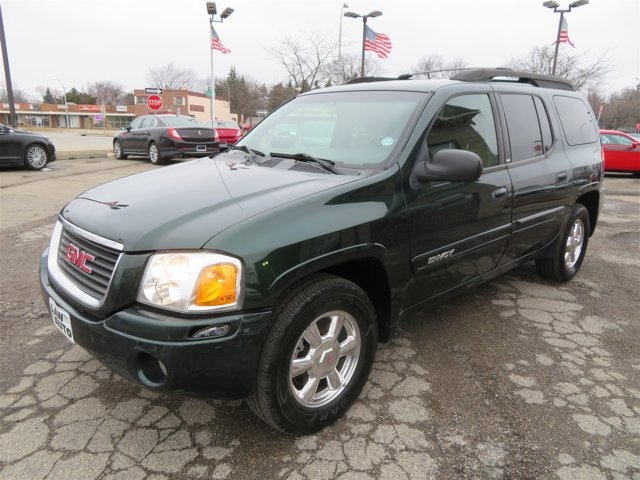 2003 GMC Envoy XL 4dr 2WD SLE POLO GREEN METALLIC