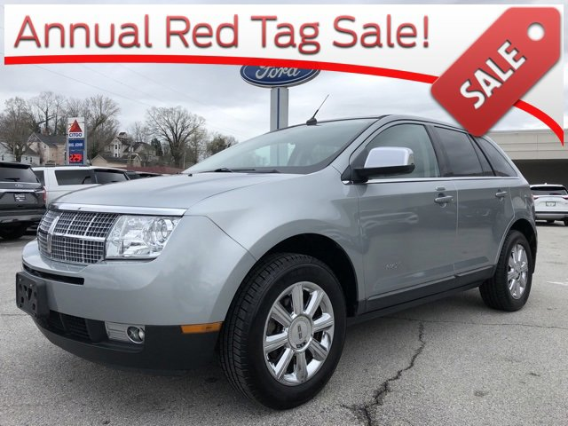 2007 Lincoln MKX FWD 4dr LIGHT SAGE CLEARCOAT METALLIC