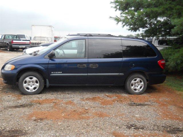 "2001 Dodge Caravan 4dr Grand SE 119"" WB PATRIOT BLUE PEARL"