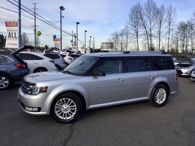 2013 Ford Flex 4dr SEL AWD Auxiliary Audio Input