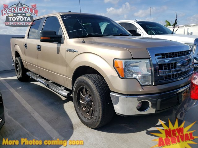 2013 Ford F-150 GOLD AM/FM Stereo AM/FM radio Aluminum Wheels