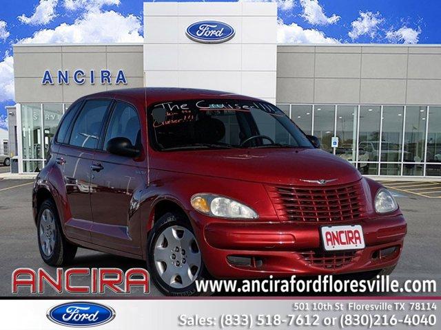 2005 Chrysler PT Cruiser 4dr Wgn INFERNO RED CRYSTAL PEARLCOAT