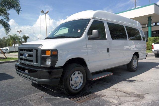2013 Ford Econoline Cargo Van E-150 Ext Commercial