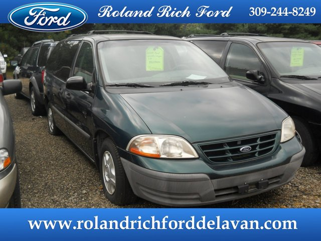 2000 Ford Windstar Wagon 3dr LX SPRUCE GREEN METALLIC