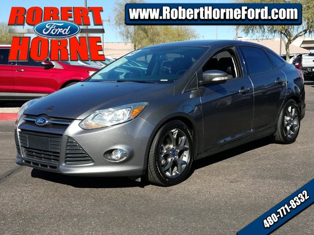 2014 Ford Focus 4dr Sdn SE STERLING GRAY METALLIC