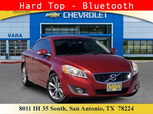 2013 Volvo C70 2dr Conv T5 RED