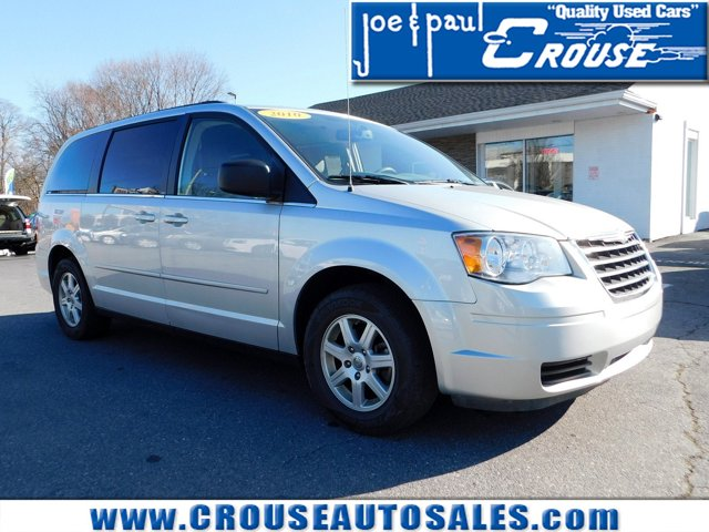 2010 Chrysler Town & Country 4dr Wgn LX BRIGHT SILVER METALLIC