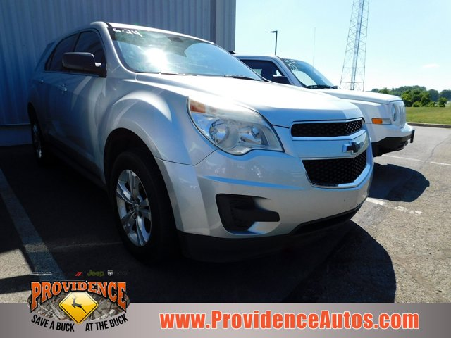 2011 Chevrolet Equinox AWD 4dr LS SILVER ICE METALLIC