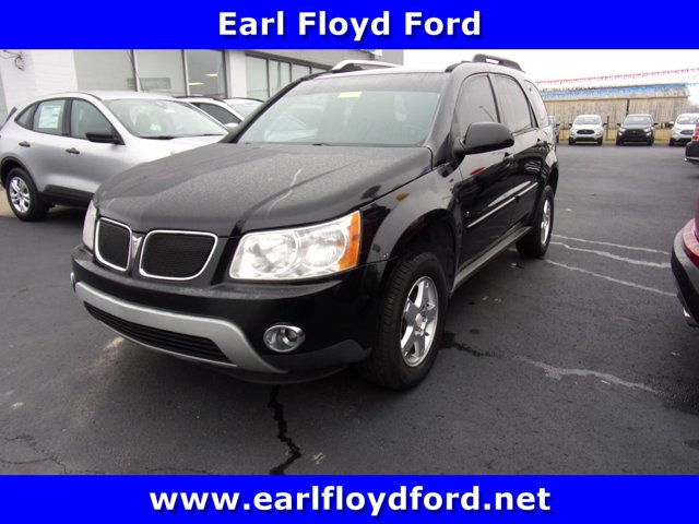 2007 Pontiac Torrent FWD 4dr BLACK CD Player Bucket Seats