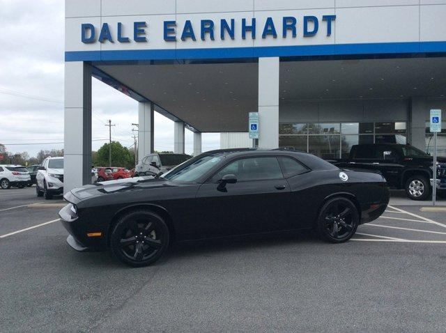 2014 Dodge Challenger 2dr Cpe SXT Plus BLACK CLEARCOAT