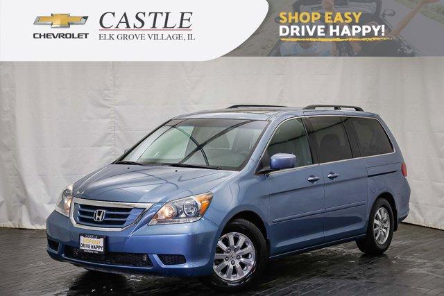 2009 Honda Odyssey 5dr EX-L BLUE Back-Up Camera