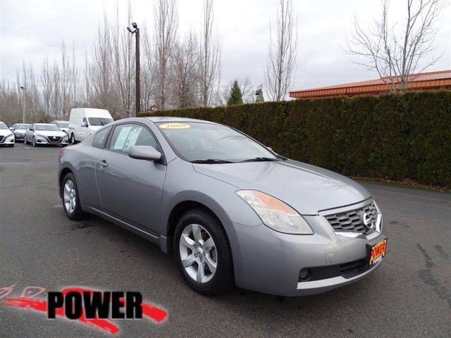 2008 Nissan Altima SILVER Emergency Trunk Release
