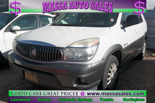 2003 Buick Rendezvous CX AWD OLYMPIC WHITE Cruise Control