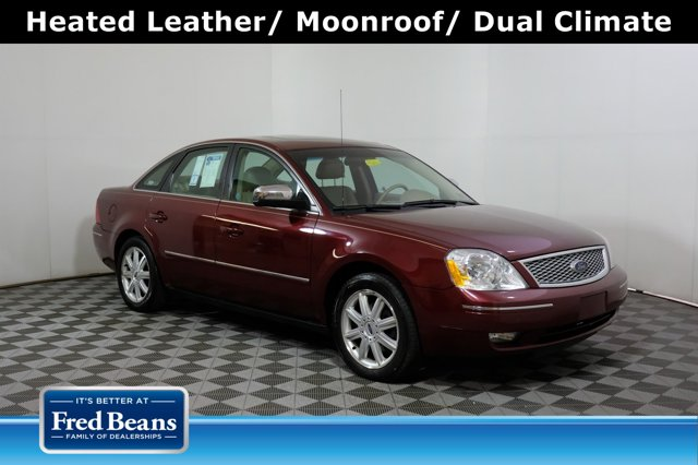2005 Ford Five Hundred 4dr Sdn Limited AWD CD Changer