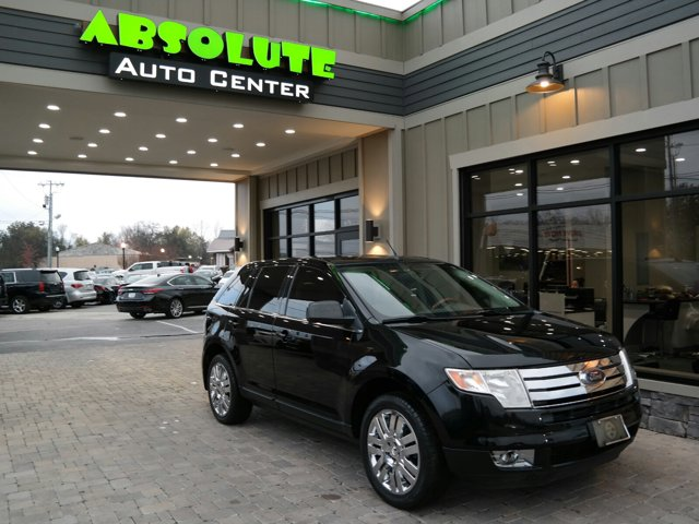 2008 Ford Edge 4dr Limited FWD BLACK CD Changer Bucket Seats