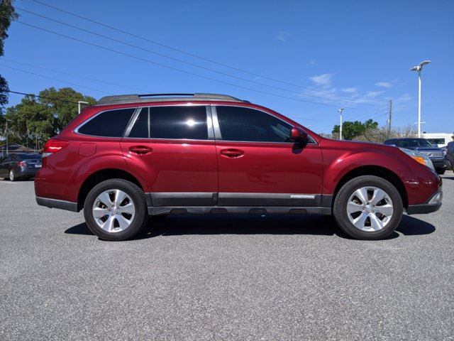 2011 Subaru Outback 4dr Wgn H6 Auto 3.6R Limited Pwr Moon RUBY