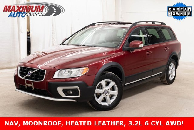 2008 Volvo XC70 4dr Wgn RED Child Safety Locks CD Player