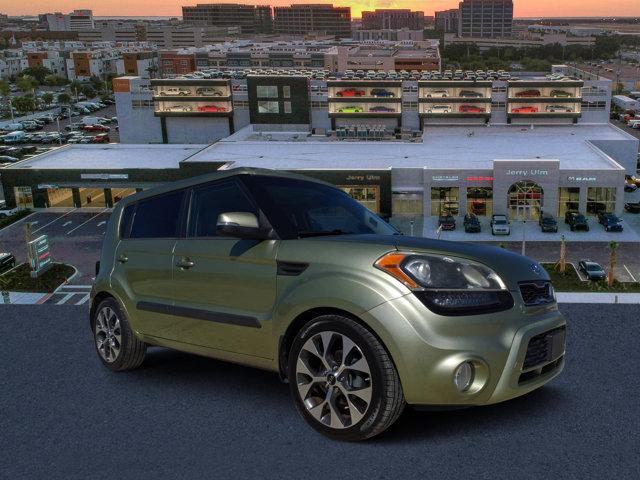 2012 Kia Soul 5dr Wgn Auto ! Alien Pearl Metallic