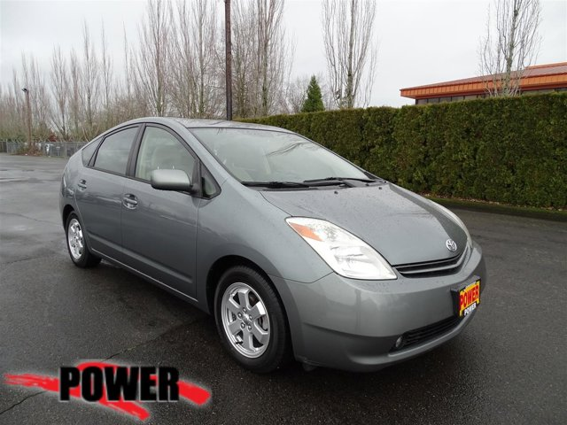 2005 Toyota Prius 5dr HB GRAY Climate Control Child Safety Lock