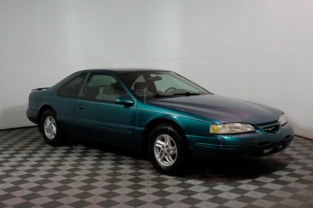 1997 Ford Thunderbird 2dr Cpe LX Intermittent Wipers