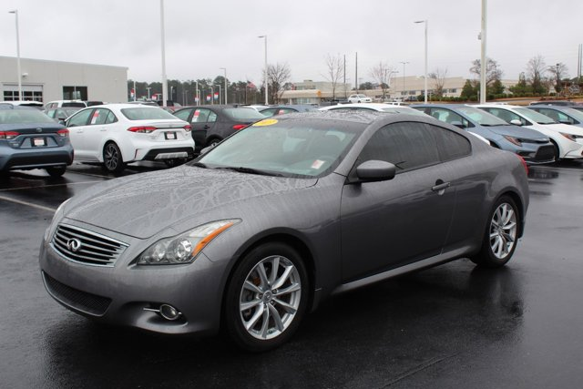 2013 Infiniti G37 Coupe 2dr Journey RWD GRAPHITE SHADOW