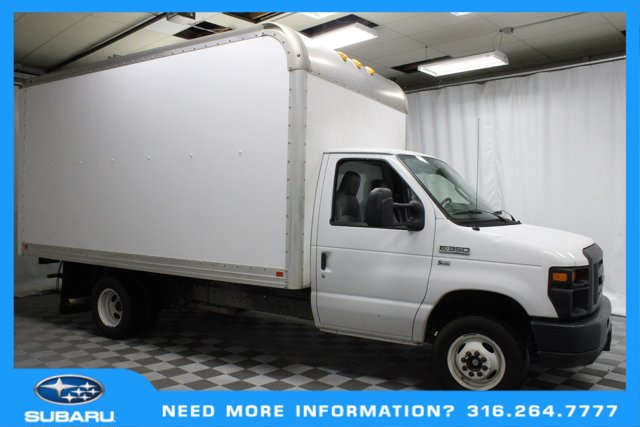 2016 Ford Econoline Commercial Cutaway OXFORD WHITE