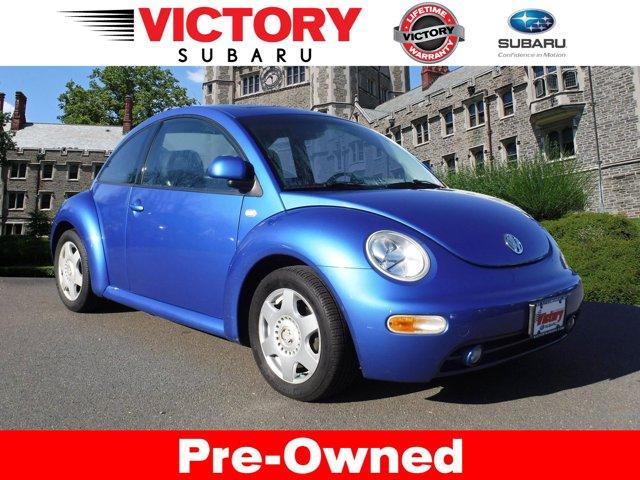 2000 Volkswagen New Beetle 2dr Cpe GLX Turbo Auto