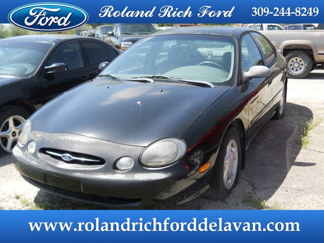 1998 Ford Taurus 4dr Sdn SE BLACK (CC)