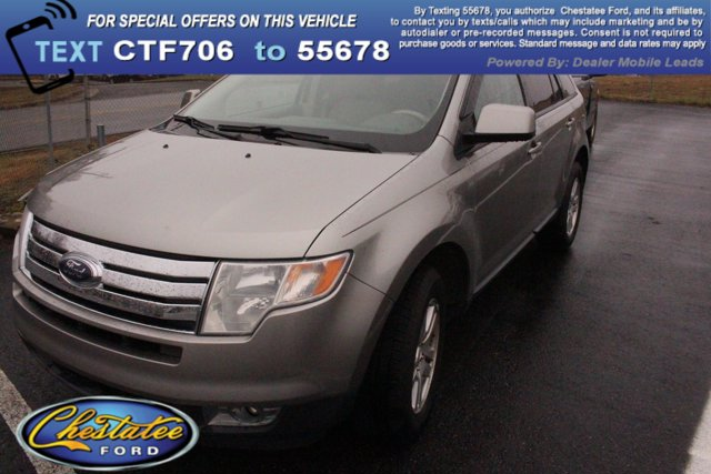 2008 Ford Edge 4dr SEL FWD GRAY Bucket Seats Brake Assist