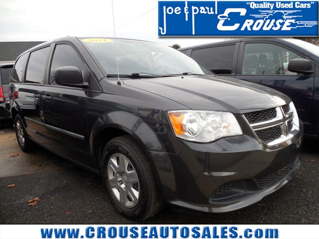 "2011 Dodge Grand Caravan C/V 119"" WB Dark Charcoal Pearl"