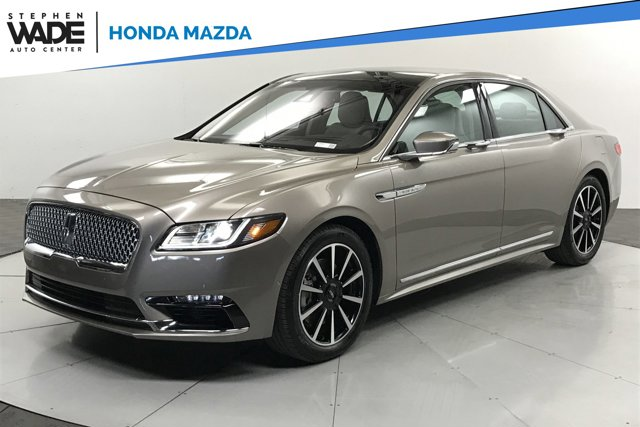 2020 Lincoln Continental Reserve FWD Iced Mocha