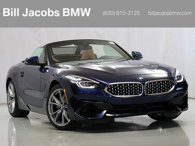 2019 BMW Z4 sDrive30i Roadster MEDITERRAN BLUE