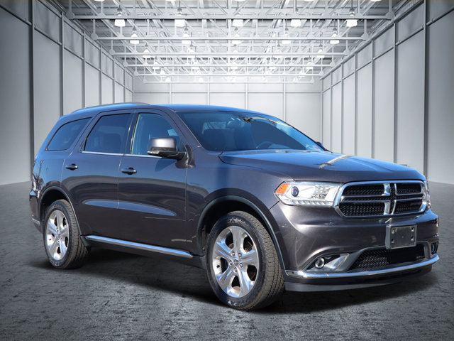 2014 Dodge Durango AWD 4dr Limited Granite Crystal Metallic