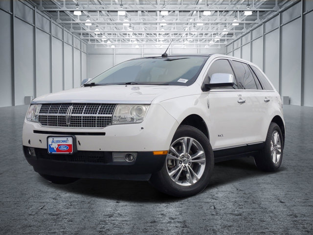 2010 Lincoln MKX FWD 4dr WHITE Bucket Seats Bluetooth Connectio